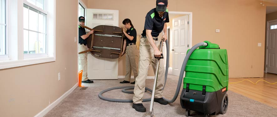 Cookeville, TN residential restoration cleaning